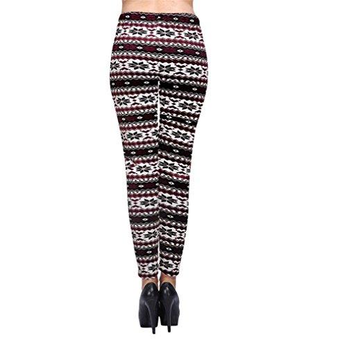 Bescita - Legging - Femme X-Large noir 1