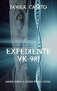 EXPEDIENTE VK-981 par  Javier Canito Barroso