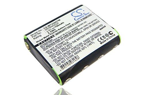 vhbw Ni-MH Batteria (3.6V) per Walkie Talkie Radio Motorola TalkAbout