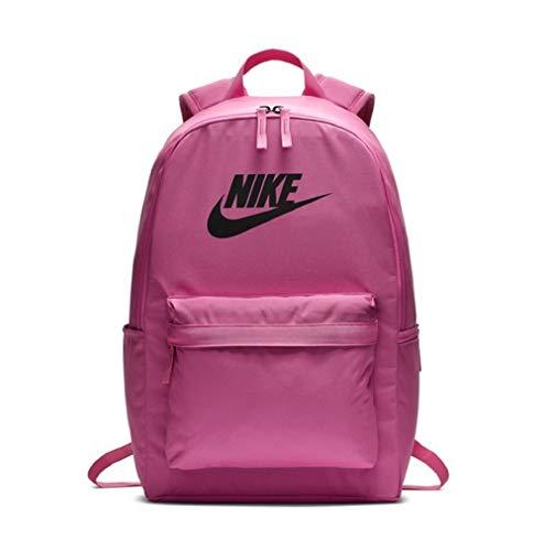 Nike Heritage 2.0 - Mochila, Rosa Negro (Rosa) - BA5879-610
