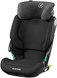 Maxi-Cosi Kore i-Size Child Car Seat, ISOFIX Installation, 3.5-12 Years, 100-150 cm, Authentic Black