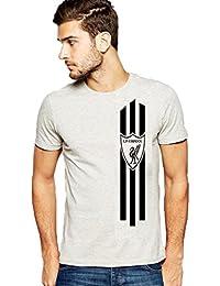 642 Stitches Men's Cotton Liverpool Stripes T-Shirt