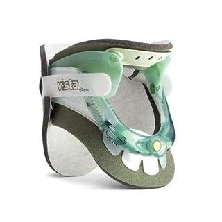Aspen-Modelo Vista Cervical Collar bivalvos Adjustable in Height