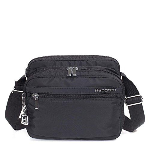 Inner City Hedgren 2 Metro Shoulder Bag 24 cm Nero