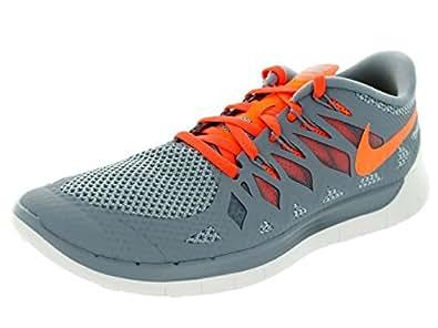 Nike Free Trainer 3.0 Men's Cross Training Shoes Sneakers Mgnt Grey / Hyper Crimson / Light Mgnt Green 12 D(M) US