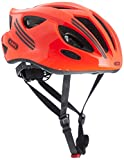Abus S-Cension Fahrradhelm, Neon Orange, L (58-62 cm)