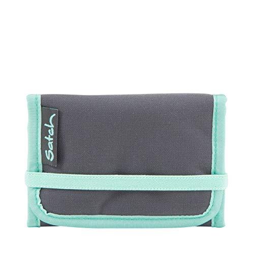 Satch Unisex-Erwachsene Wallet Mint Phantom Elegant, Grey, Unica