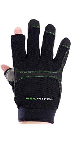 Neil Pryde Raceline Segelhandschuhe Bootsport Half Finger