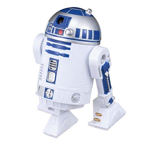 NAPOLEX fragancias Star Wars coche mercancías mascota dos puntos de abril de flores R2-D2SW-6