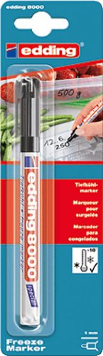 Edding Freezemarker 8000/4-8000-1-1001 schwarz