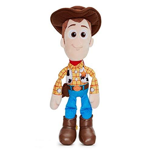 Posh Paws 37267 Disney Pixar Toy Story 4 - Bambola Woody in Confezione Regalo, Multicolore