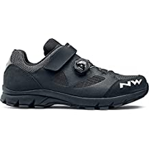 NORTHWAVE TERREA PLUS Zapatos de mountainbike nero, Tamaño:gr. 44