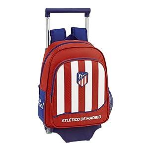 Atlético de Madrid Mochila pequeña Ruedas, Carro, Trolley
