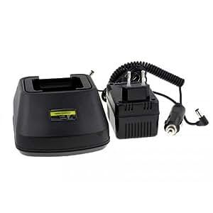 Chargeur de batterie pour talkie-walkie Motorola GP344