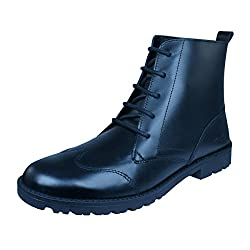 Kickers Lachly Hi Womens Leather Boots - 41BXrt7 OXL - Kickers Lachly Hi Womens Leather Boots