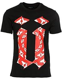 Unkut -T-shirts - Homme - T-Shirt Unkut Ucolt Noir