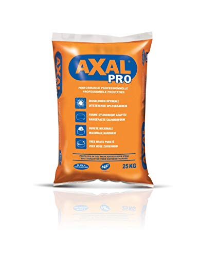 Sel p/adoucisseur eau sac 25kg