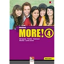 MORE! 4 Basic Course Workbook: Sbnr. 145519