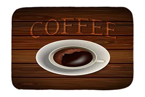 LEotiE SINCE 2004 Fuß Hunde Matte Bett Restaurant Küche Kaffeetasse Bedruckt 40x60 cm