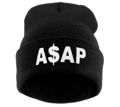 Beanie HAT Asap black (Asap Beanie)