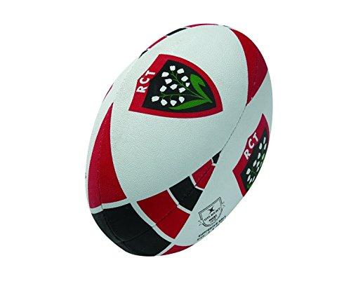 RCT Toulon - Ballon de Rugby des Supporters - taille 5