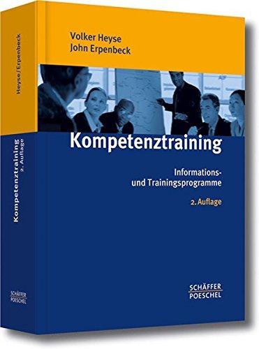 Kompetenztraining: Informations- und Trainingsprogramme