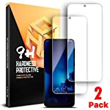 iHOY Alcatel 3 2019 Screen Protector, [2 Pack] 9H Hardness