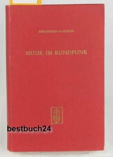 Musik im Rundfunk