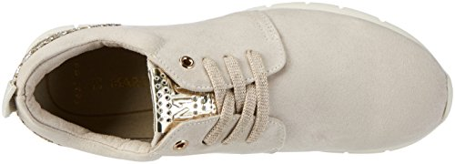 Marco Tozzi Damen 23700 Sneakers Beige (Dune Comb 435)