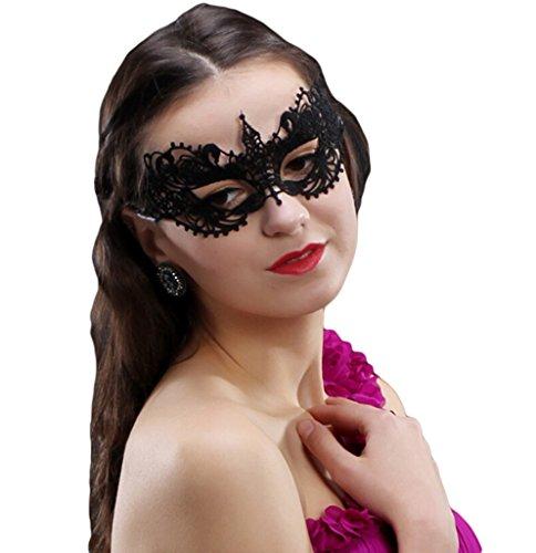 Xiang Ru Spitze Gesicht Augenmaske Masquerade Halloween Party Maske Damen Cosplay Kostüm Bilder # 0