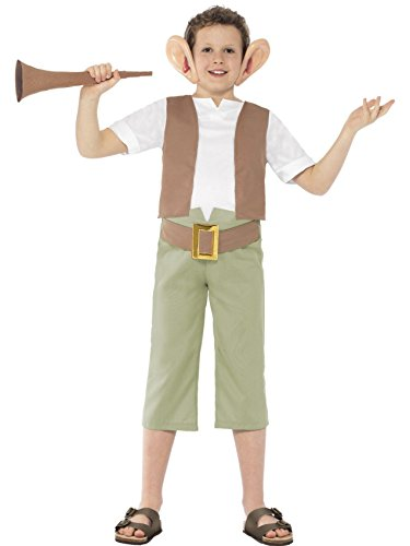 Smiffy's Offiziell Roald Dahl Charakter Maskenkostüm - BFG, M