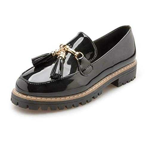 Mocassins Chaussures De Sport Féminin Printemps Et Automne Plat Gland Chaussures De L'étudiant