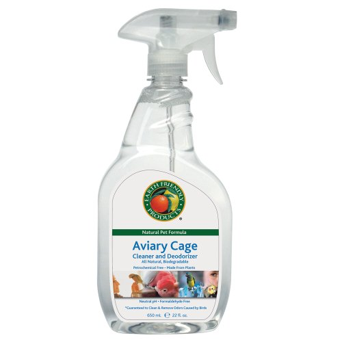 earth-friendly-products-9718-12-aviary-cleaner-cage-22-onces-caisse-de-12