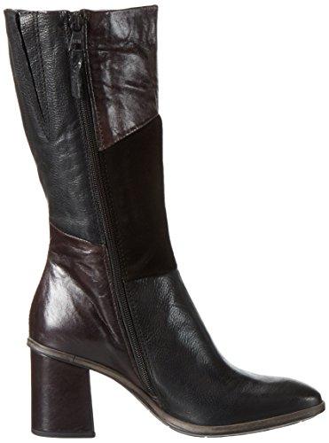 Mjus 270307-0101-6002, Bottes hautes avec doublure froide femme Noir - Noir