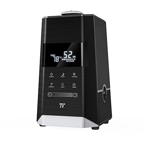 TaoTronics Humidificateur d'Air Maison Ultrasonique à...