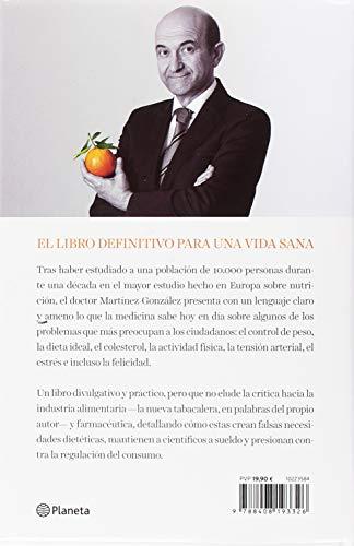 Opiniones del libro SALUD A CIENCIA CIERTA: CONSEJOS PARA UNA VIDA SANA de Miguel Ángel Martínez González