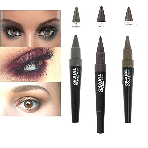 Kit Miss cop - Kajal & Fard à paupières Eyeshadow