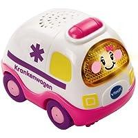 Vtech 80-119754 - Tut Tut Baby Flitzer - Krankenwagen, pink