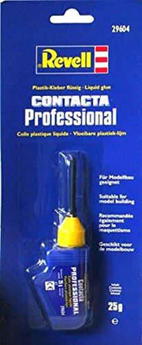 Revell 29604 Contacta Professional, Kleber mit feiner Kanüle Modellbau-und Bastelzubehör, 25g