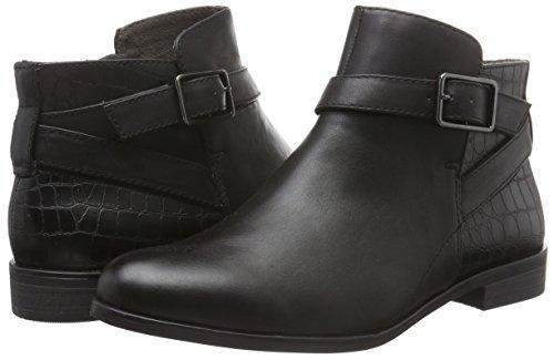 tamaris damen 25083 biker boots schwarz blk blk str 069. Black Bedroom Furniture Sets. Home Design Ideas