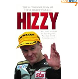 Hizzy: The Autobiography of Steve Hislop (Paperback)