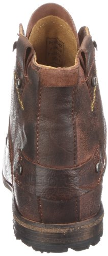 Yellow Cab - Industrial 15012, Stivali Uomo Marrone (Braun/darkbrown)