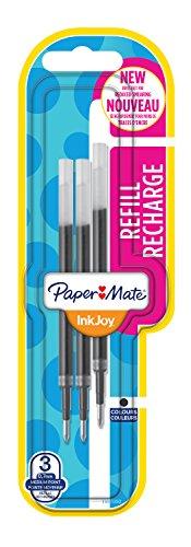 papermate-inkjoy-recambios-para-boligrafo-de-gel-color-negro-paquete-de-3