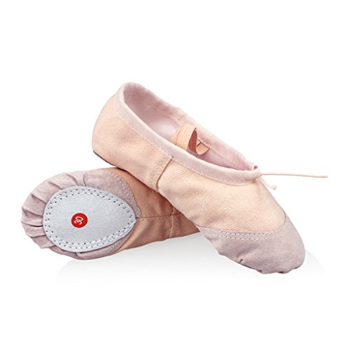 DoGeek Transpirable Zapatos Ballet Zapatillas