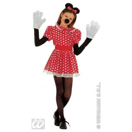 Widmann-WDM3673P Kostüm für Mädchen, Braun, - Kind Bandito Kostüm