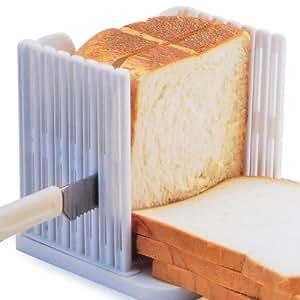 trancheuse coupeuse a pain bread slicer slicing petit dejeuner facile rapide cuisine. Black Bedroom Furniture Sets. Home Design Ideas
