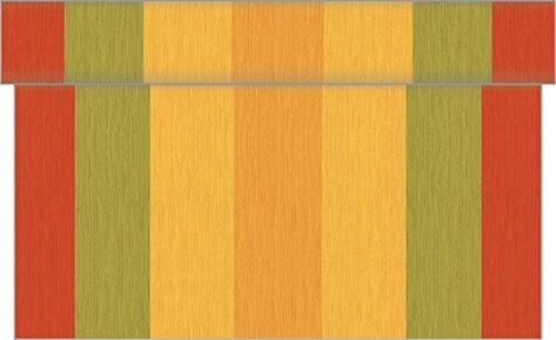 Preisvergleich Produktbild Tischläufer Britta in terrakotta aus Linclass® Airlaid 40 cm x 24 m, 1 Stück