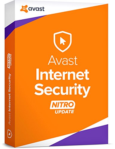 AVAST Internet Security 2017 (1 PC / 1 Jahr)
