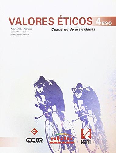 Valores Éticos 4º cuaderno - 9788480253659