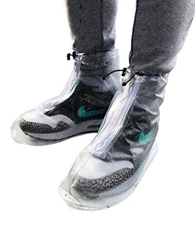 Regenschutz, perfekt für Festivals, Schuhüberzieher, 100% wasserfest, perfekt zum Spazieren gehen, Wandern und Fahrradfahren, saubere Schuhe, Regenjacke für die Schuhe